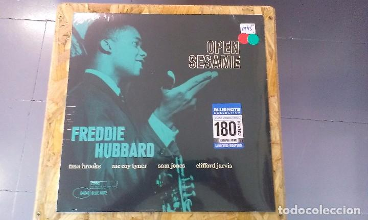 LP FREDDIE HUBBARD OPEN SESAME VINILO JAZZ (Música - Discos - LP Vinilo - Jazz, Jazz-Rock, Blues y R&B)