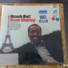 Discos de vinilo: LP HANK MOBLEY REACH OUT! VINILO JAZZ. Lote 99212171