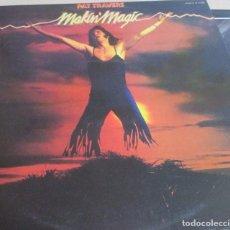 Discos de vinilo: PAT TRAVERS - MAKIN MAGIC - LP POLYGRAM 1977. Lote 99226119