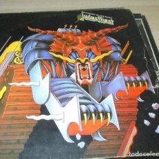 Discos de vinilo: JUDAS PRIEST - DEFENDERS OF THE FAITH - LP CBS 1984. Lote 99226395