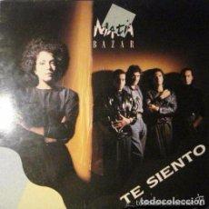 Discos de vinilo: MATIA BAZAR – TE SIENTO - MAXI-SINGLE SPAIN 1986. Lote 99226567