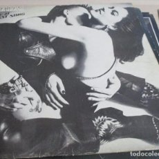 Discos de vinilo: SCORPIONS - LOVE AT FIRST STING - LP 1984 - ENCARTE. Lote 99226611