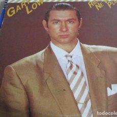 Discos de vinilo: GARY LOW RIEN NE VA PLUS - MAXI 1985 - ITALO. Lote 99228627