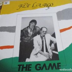 KEY LARGO - THE GAME - MAXI- ITALO-DISCO 1986