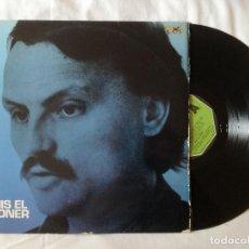 Discos de vinilo: LLUIS EL SIFONER, IDEM (MOVIEPLAY) LP. Lote 99241211