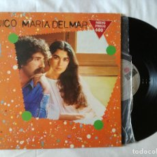 Discos de vinilo: QUICO PI DE LA SERRA MARIA DEL MAR BONET (ARIOLA) LP - GATEFOLD - ENCARTE. Lote 99243087