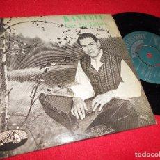 Discos de vinilo: URPO PYLVANAINEN KANTELE TUOL ON MUN KULTANI +5 EP FINLANDIA FINLAND FOLK. Lote 99247351