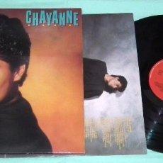 Discos de vinilo: LP CHAYANNE - CHAYANNE EDICION ESPAÑOLA 1987. Lote 99262215