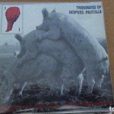 Discos de vinilo: TRIQUINOISE - EP-BUSCADO- CON CORCOBADO Y CRIA CUERVOS, MALCOLM SCARPA, 713 AVO AMO. Lote 99299299