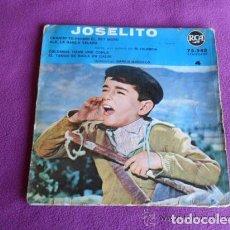 Discos de vinilo: JOSELITO - CUANDO TE PERDIÓ EL REY MORO. Lote 99305099