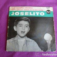 Discos de vinilo: JOSELITO - DOCE CASCAVELES TIENE MI CABALLO. Lote 99305919