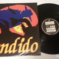 Discos de vinilo: BANDIDO - LIKE THE WAY I DO. Lote 99314715