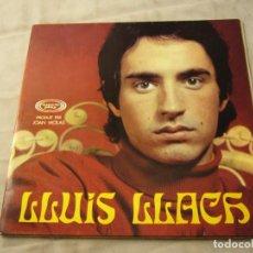 Discos de vinilo: LLUIS LLACH (EP) 1969 - CANÇÓ CATALANA (IRENE - DESPERTAR - RES NO HA ACABAT. Lote 99354047