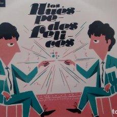 Discos de vinilo: EP (VINILO) DE LOS HUESPEDES FELICES AÑOS 2000 NUEVO Y PRECINTADO. Lote 99354291