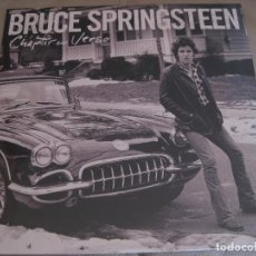 Discos de vinilo: BRUCE SPRINGSTEEN: CHAPTER AND VERSE.. Lote 99362895