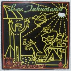 Discos de vinil: LOS INHUMANOS - ANA · VERANO INHUMANO (MAXISINGLE EDICIONES MILAGROSAS 1984). Lote 219382213