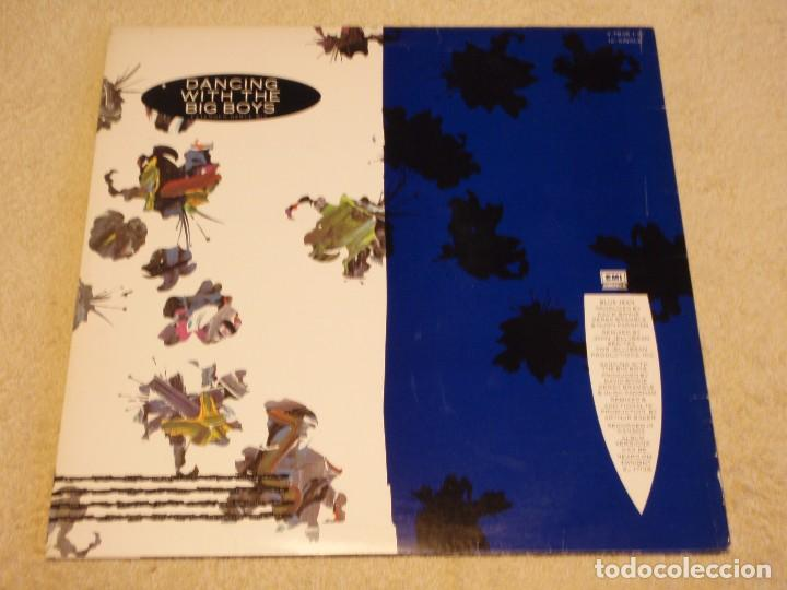 Discos de vinilo: David Bowie – Blue Jean USA 1984 EMI America Maxi 33 - Foto 2 - 99371699