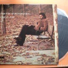 Discos de vinilo: EMILIO JOSE PORQUE SE QUE ESTA EN TI. LO QUE YO BUSCO...LP BELTER SPAIN 1979 NUEVO¡¡. Lote 99380439