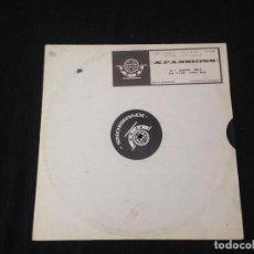 Discos de vinilo: MAXISINGLE XPASIONS - DARK MIX , FIVE TWO SIX - 1991. Lote 99386695