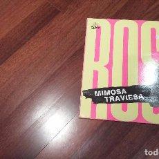 Discos de vinilo: ROSS & CO-MIMOSA TRAVIESA.MAXI ESPAÑA. Lote 99390895