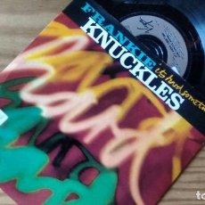 Disques de vinyle: SINGLE ( VINILO) DE FRANKIE KNUCKLES AÑOS 90. Lote 99411095