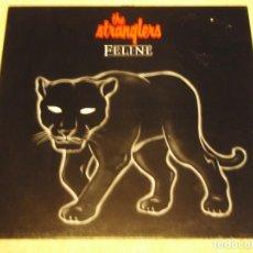 Discos de vinilo: THE STRANGLERS ( FELINE ) 1982 - HOLANDA LP33 EPIC. Lote 99420695