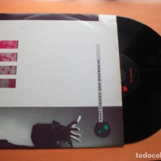 Discos de vinilo: WISHBONE ASH COSMIC JAZZ MAXI UK 1986 PDELUXE. Lote 99423659