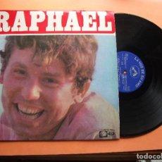 Discos de vinilo: RAPHAEL - BSO BANDA SONORA EL GOLFO LP DE SELLO LA VOZ DE SU AMO SPAIN 1968 PEPETO. Lote 99438291