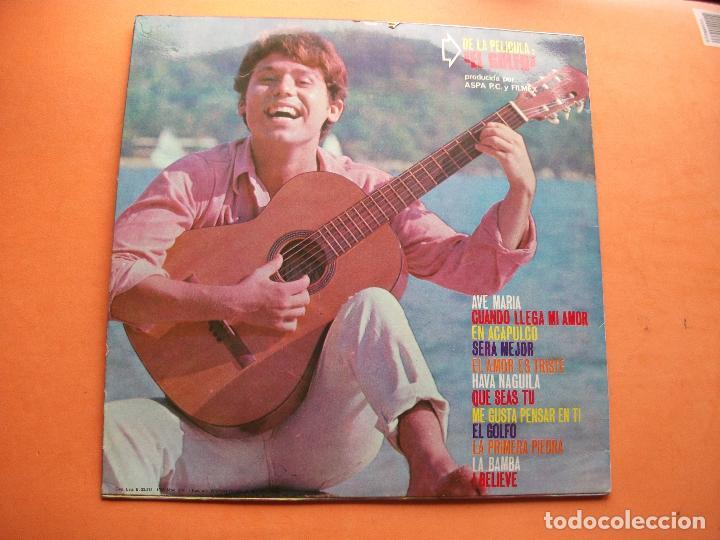 Discos de vinilo: RAPHAEL - BSO BANDA SONORA EL GOLFO LP DE SELLO LA VOZ DE SU AMO SPAIN 1968 PEPETO - Foto 2 - 99438291