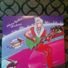 Discos de vinilo: JOHNNY APOLLO'S CHRISTMAS LP 1982. Lote 99452110