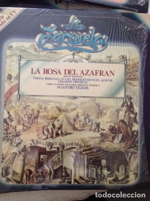 Discos de vinilo: 35 vinilos de las mejores zarzuelas. Algunos a estrenar - Foto 2 - 99457587