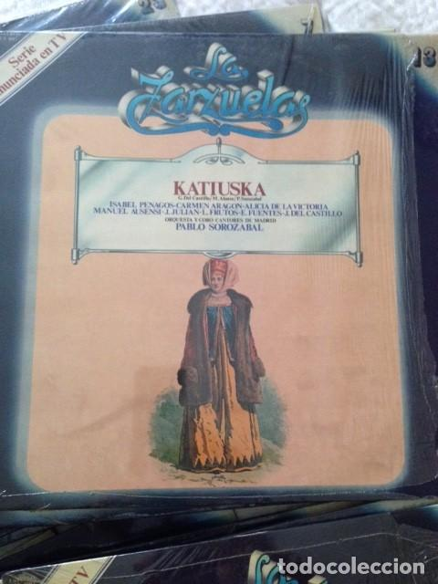 Discos de vinilo: 35 vinilos de las mejores zarzuelas. Algunos a estrenar - Foto 4 - 99457587