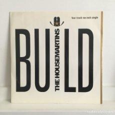 "Discos de vinilo: THE HOUSEMARTINS - BUILD 10"". Lote 99464459"