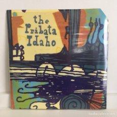"Discos de vinilo: THE PRIBATA IDAHO - 10"" - ED LIMITADA NUMERADA 773 - MUNSTER. Lote 99466891"