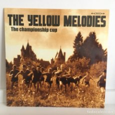 "Discos de vinilo: THE YELLOW MELODIES - THE CHAMPIONSHIP CUP 10"". Lote 99467348"