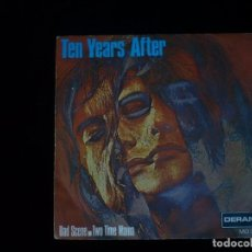 Discos de vinilo: TEN YEARS AFTER, BAD SCENE. Lote 99468131