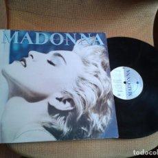 Discos de vinilo: DISCO VINILO LP MADONNA ,TRUE BLUE. Lote 99468711