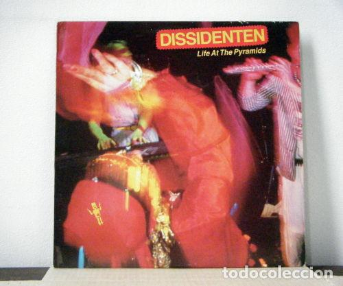 Discos de vinilo: dissidenten - life at the pyramids 1986, World Beat - org edt canada, lp precintado !! - Foto 1 - 99477639