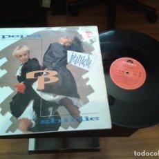 Discos de vinilo: DISCO MAXI SINGLE VINILO PEPSI,HEARTACHE. Lote 99479259