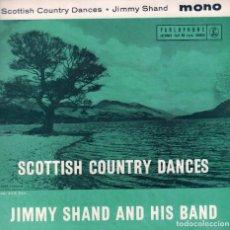 Discos de vinilo: JIMMY SHAND AND HIS BAND / GAY GORDONS / WALTZ MEDLEY ...EP RF-3182, PERFECTO ESTADO. Lote 99510495