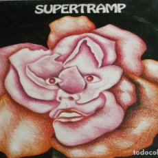 Discos de vinilo: SUPERTRAMP-PRIMER LP. Lote 99521131