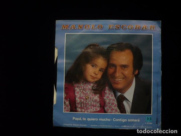 Manolo Escobar Papa Te Quiero Mucho El Disco Kaufen Vinyl