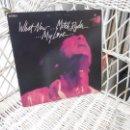 Discos de vinilo: MITCH RYDER– WHAT NOW MY LOVE.LP ORIGINAL USA 1967.CARPETA ABIERTA. Lote 99545187