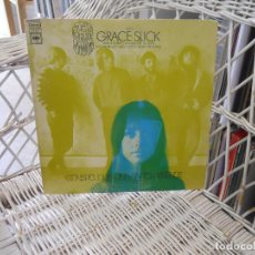 Discos de vinilo: THE GREAT SOCIETY WITH GRACE SLICK – CONSPICUOUS ONLY IN ITS ABSENCE.LP OR. USA 1968.PSICODELIA. Lote 99546327