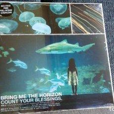 Discos de vinilo: (SIN ABRIR) BRING ME THE HORIZON - COUNT YOUR BLESSINGS - VINILO. Lote 99551903