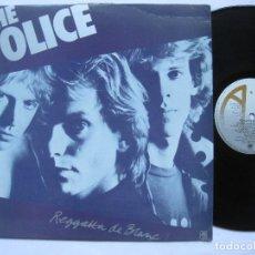 Discos de vinilo: THE POLICE - LP SPANISH - MINT * REGATTA DE BLANC. Lote 99562271