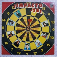 Discos de vinilo: LP IMPACTO 75. Lote 99578010