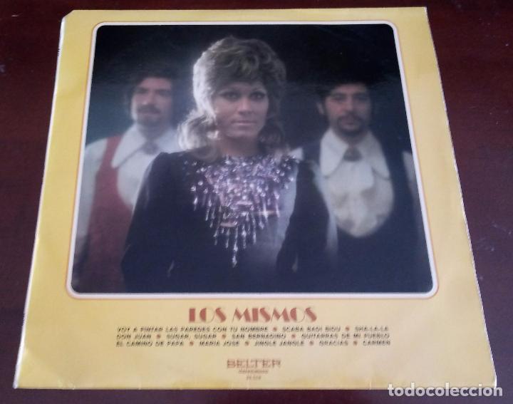 LOS MISMOS - LP - 1971 - BELTER (Música - Discos - LP Vinilo - Grupos Españoles de los 70 y 80)