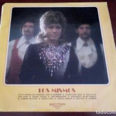 Discos de vinilo: LOS MISMOS - LP - 1971 - BELTER. Lote 99645751