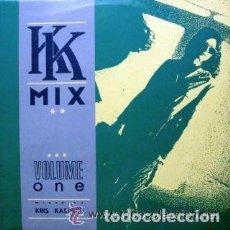 Discos de vinilo: KRIS KASTAAR / FRANK DE WULF – KK MIX VOLUME ONE / COMPRESSION - SINGLE, MIXED -BELGIUM 1989 TECHNO. Lote 99649491